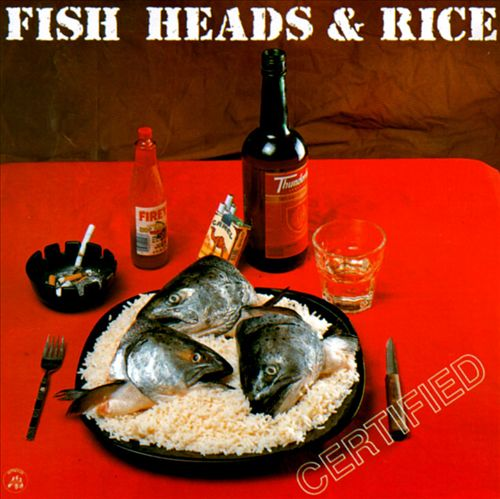 Fish heads rice certified parsifal for Fish and rice diet