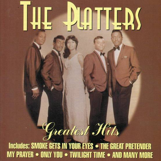 the platters great pretender