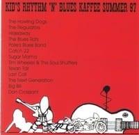 VARIOUS - KID'S RHYTHM 'N' BLUES KAFEE SUMMER 97 1