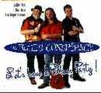 THE BLUES CONSPIRACY - LET'S HAVE A BLUES PARTY 1