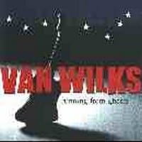 VAN WILKS - RUNNING FROM THE GHOSTS  1
