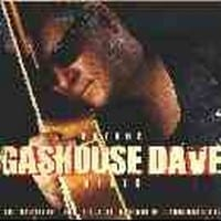 GASHOUSE DAVE - PSYCHE BLUES - THE COMPLETE FIELD RECORDINGS OF GASHOUSE DAVE 1