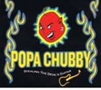 POPA CHUBBY ? STEALING THE DEVIL?S GUITAR  1