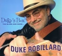 VARIOUS - DUKE ROBILLARD - DUKE's BOX, 3 CD 1