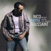 NICO WAYNE TOUSSAINT - BLUES ENTRE LES DENTS  1