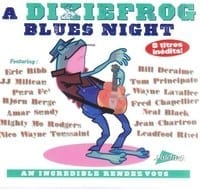 VARIOUS - A DIXIEFROG BLUES NIGHT  1