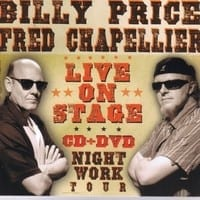 BILLY PRICE & FRED CHAPELLIER ? LIVE ON STAGE 1