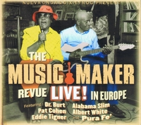 VARIOUS ? THE MUSIC MAKER REVUE LIVE! IN EUROPE 1