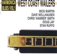 VARIOUS - WEST COAST HARMONICA WAILERS 1