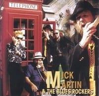MICK MARTIN & THE BLUESROCKERS - LONG DISTANCE CALL 1