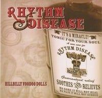 HILLBILLY VOODOO DOLLS - RHYTHM DISEASE 1