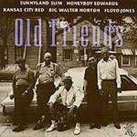 SUNNYLAND SLIM, WALTER HORTON, HONEYBOY EDWARDS, FLOYD JONES, KANSAS CITY RED - OLD FRIENDS 1