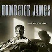 HOMESICK JAMES - GOIN' BACK IN THE TIMES 1