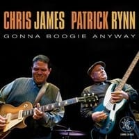 CHRIS JAMES & PATRICK RYNN - GONNA BOOGIE ANYWAY  1