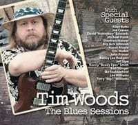 TIM WOODS - THE BLUES SESSIONS  1