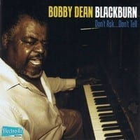BOBBY DEAN BLACKBURN - DON?T ASK ?