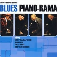 VARIOUS - BLUES PIANO-RAMA  1