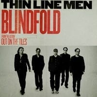 THIN LINE MEN - BLINDFOLD - CD SINGLE / SPECIAL COLLECTORS BOOLET 1