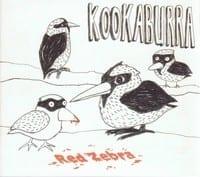 RED ZEBRA - KOOKABURRA - ENHANCHED MINI CD 1