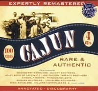VARIOUS - RARE CAJUN MUSIC ? RARE & AUTHENTIC, 4 CD  1