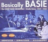 VARIOUS - BASICALLY BASIE ? STUDIO DATES 1937-1945, 4 CD  1