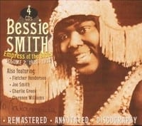 BESSIE SMITH ? EMPRESS OF THE BLUES VOL 2 ? 1926-1933, 4 CD  1