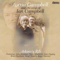 LORNA CAMPBELL - ADAM'S RIB - SINGS THE SONGS OF IAN CAMPBELL  1