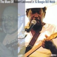 ROBERT LOCKWOOD JR & BOOGIE BILL WEBB ? THE BLUES OF ?  1