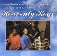 GOSPEL KEYBOARD TRIO - HEAVENLY KEYS  1