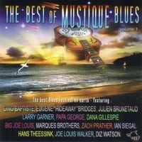 VARIOUS - THE BEST OF MUSTIQUE BLUES  1
