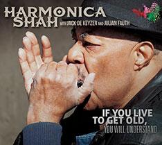 Harmonica Shah Featuring Howard Glazer - Deep Detroit